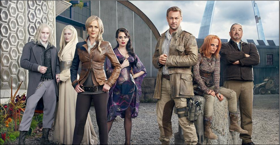 Cast of Defiance