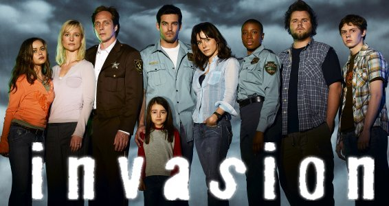 Cast of Invasion (2005)